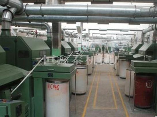哈尔滨客户棉纺织机械