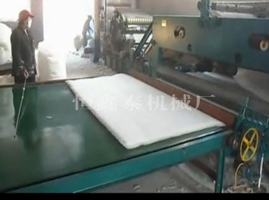 与新疆荣华纺织厂合作案例